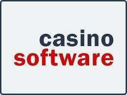 Casino Software Schriftzug