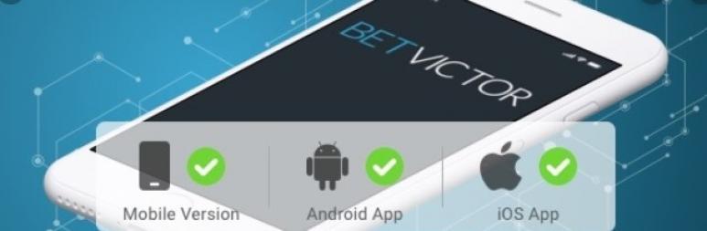 Für jedes Smartphone gibt es eine BetVictor Lösung