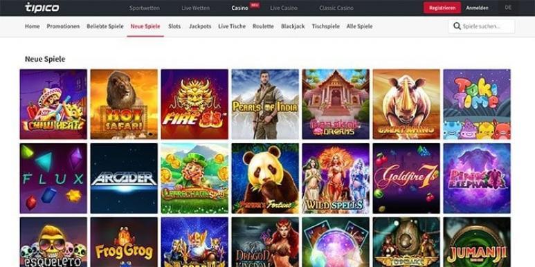 Tipico Casino Download