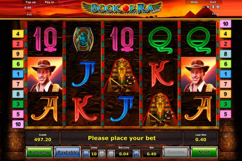 Novoline Casino De